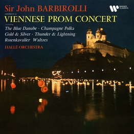 A Viennese Prom Concert: The Blue Danube, Champagne Polka, Gold and Silver, Thunder and Lightning, Rosenkavalier Waltzes