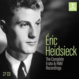 Eric Heidsieck: The Complete Erato & HMV Recordings