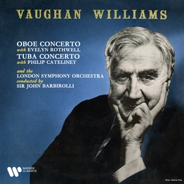 Vaughan Williams: Oboe Concerto & Tuba Concerto