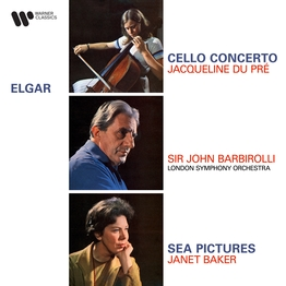Elgar: Cello Concerto & Sea Pictures
