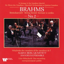 Brahms: String Sextet No. 2 (Live at Salle Favart, 1987)