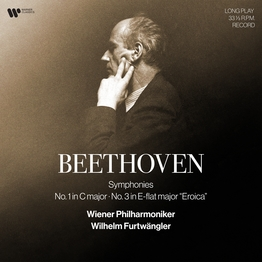 Beethoven: Symphonies 1 & 3 Eroica