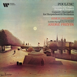 Poulenc: Concerto for Organ, Strings and Timpani & Concert champêtre
