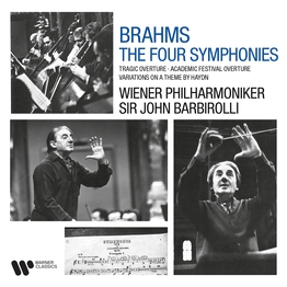 Brahms: Symphonies, Tragic Overture, Academic Festival Overture & Variations on a Theme by Haydn