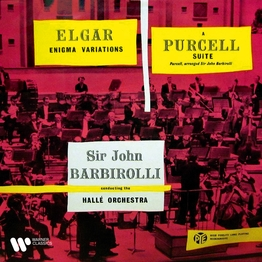 Elgar: Enigma Variations - Purcell: Suite