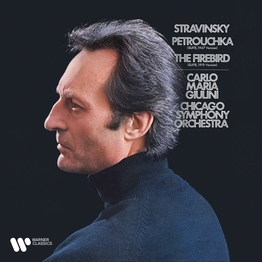 Stravinsky: Suites from Petrouchka & The Firebird