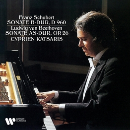 Schubert: Sonate No. 21 - Beethoven: Sonate No. 12