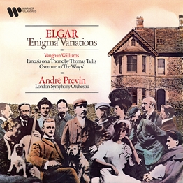 Elgar: Enigma Variations - Vaughan Williams: Tallis Fantasia & Overture to The Wasps