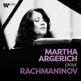 Martha Argerich Plays Rachmaninov