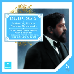 Debussy Piano Chamber & Orchestral Works