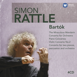 Simon Rattle: Bartók