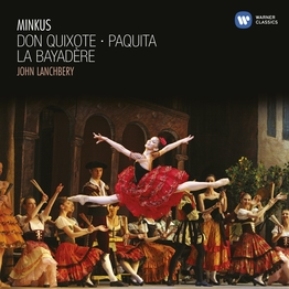 Minkus and Friends: Don Quixote, Paquita, La Bayadère