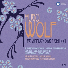 Hugo Wolf - The Anniversary Edition
