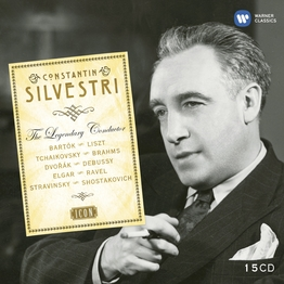 Constantin Silvestri - The Legendary Conductor