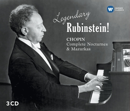 Legendary Rubinstein - Chopin