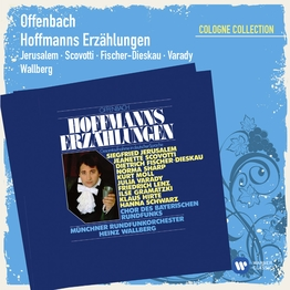 Offenbach: Les Contes d'Hoffmann (Sung in German)
