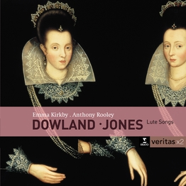Dowland Lute Songs (Emma Kirkby, Rooley)