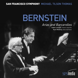 Bernstein: Arias and Barcarolles