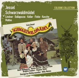 Leon Jessel: Schwarzwaldmädel (Cologne Collection)