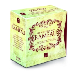 Rameau 250th anniversary boxed set Erato
