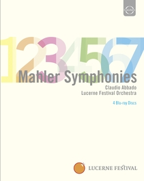 The Abbado Mahler Symphonies 1-7 Blu-ray Disc Box