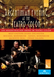 An Argentinian Evening at the Teatro Colón – West-Eastern Divan Orchestra