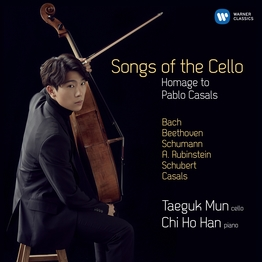Songs of the Cello – Homage to Pablo Casals