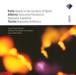 Falla, Albeniz & Turina: Works for Piano & Orchestra
