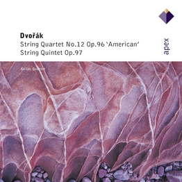 Dvorák : String Quartet No. 12 & String Quintet in E flat major