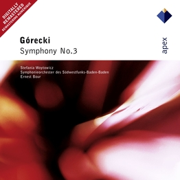 Górecki: Symphony No.3, 'Symphony of Sorrowful Songs'
