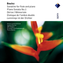 Boulez: Chamber & Orchestral Works