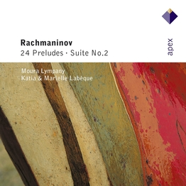 Rachmaninov: 24 Preludes & Suite No.2