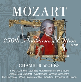 Mozart - 250th Anniversary Edition - Chamber Works