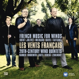 Les Vents Français, 20th-Century Wind Quintets