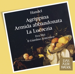 Händel: Arias & Recits from Agrippina, Armida & Lucrezia Primary tabs