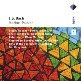 Bach: St Mark's Passion