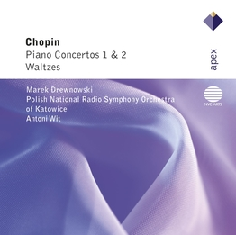 Chopin Celebration: Piano Concerto 1 & 2