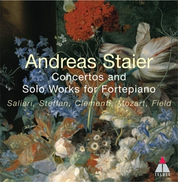 Andreas Staier - Concertos and solo works for Fortepiano