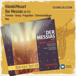 Händel arr. Mozart: Der Messias KV 572