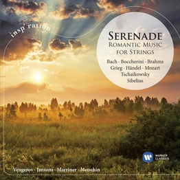 Serenade: Romantic Music for Strings