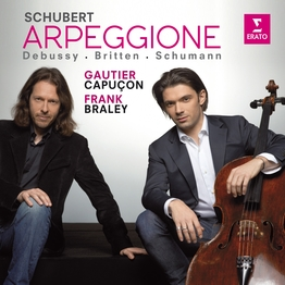 Schubert: Arpeggione sonata; Schumann, Debussy, Britten: works for cello
