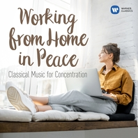 Working from Home in Peace: Classical Music for Concentration