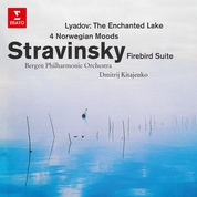 Stravinsky: 4 Norwegian Moods & Firebird Suite - Lyadov: The Enchanted Lake & Russian Folk Songs