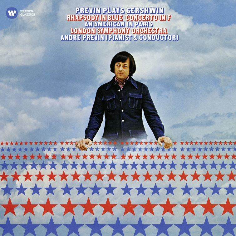 André Previn Plays Gershwin: Rhapsody in Blue, An American in Paris, Concerto in F