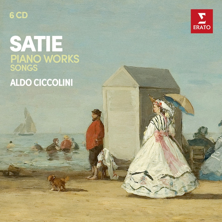 SATIE: Piano Works, Songs