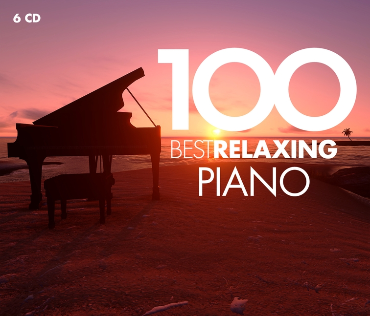 100 Best Relaxing Piano
