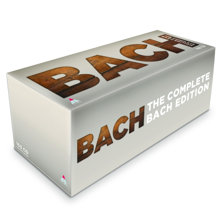 The Complete Bach Edition 2018