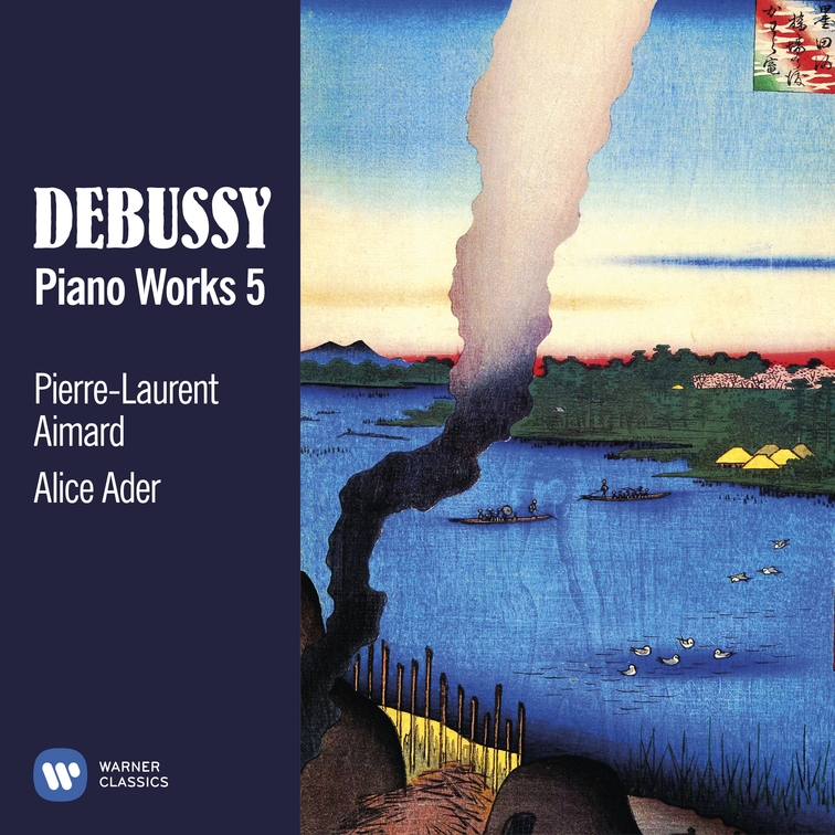 Debussy: Piano Works 5