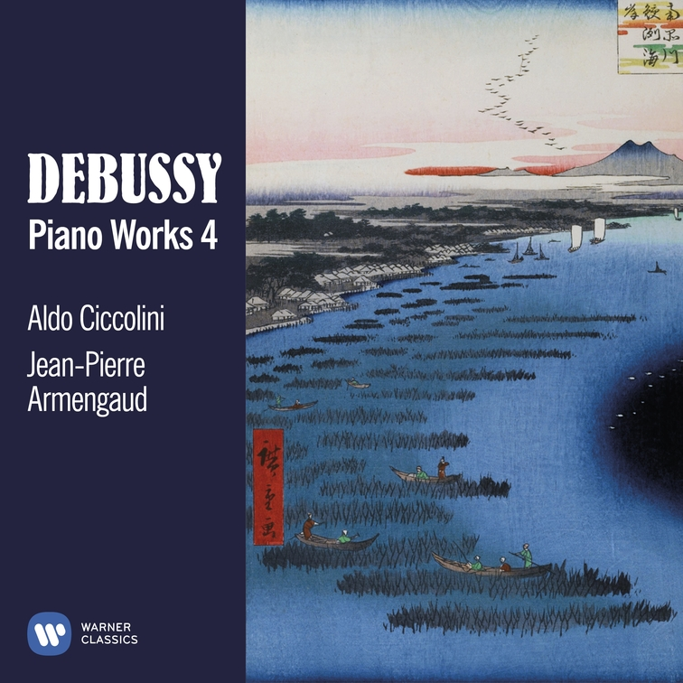 Debussy: Piano Works 4