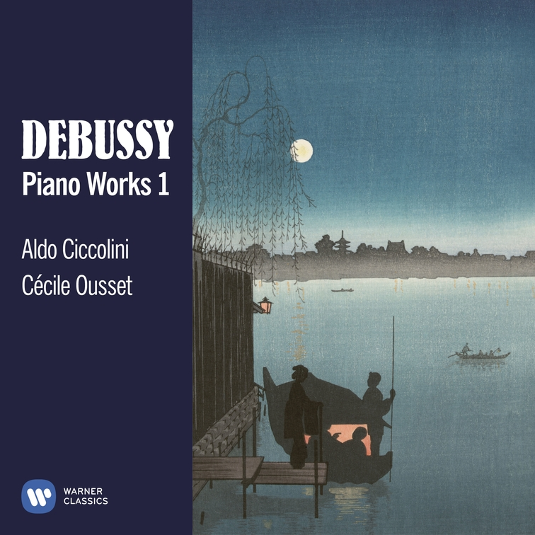 Debussy: Piano Works 1